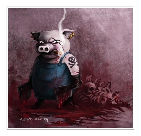 Killer-Swine