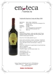 Wine bottle Photography and page design layout