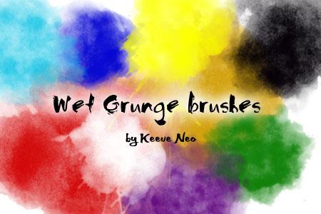 wet-grunge-brushes